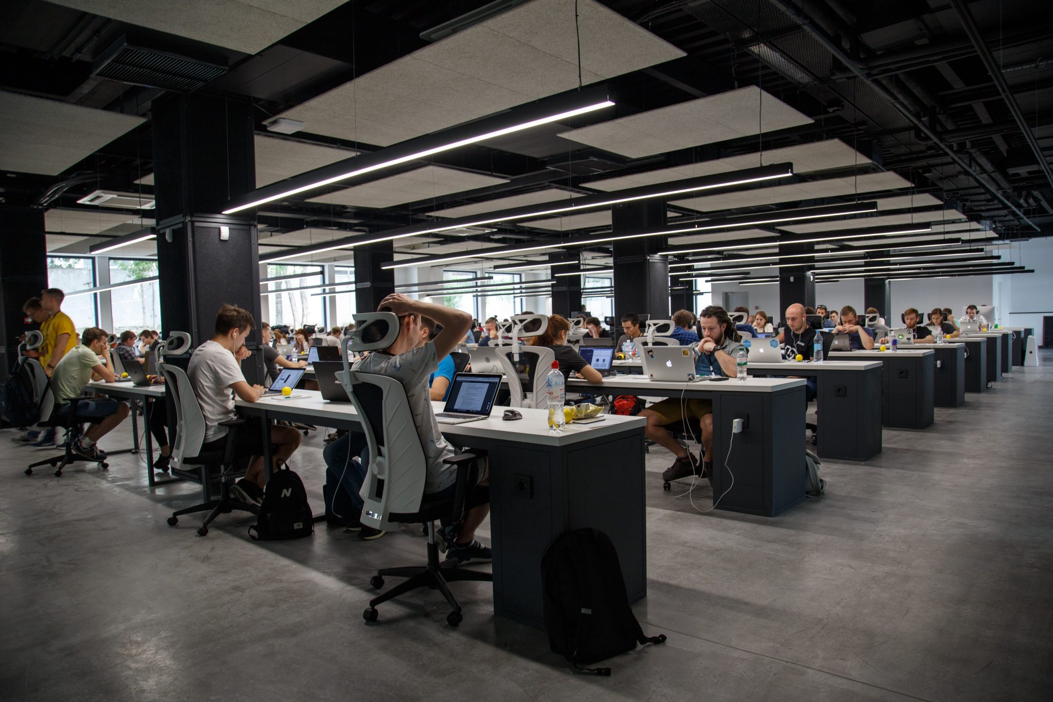Tough Call: Open offices: Do they REALLY work?