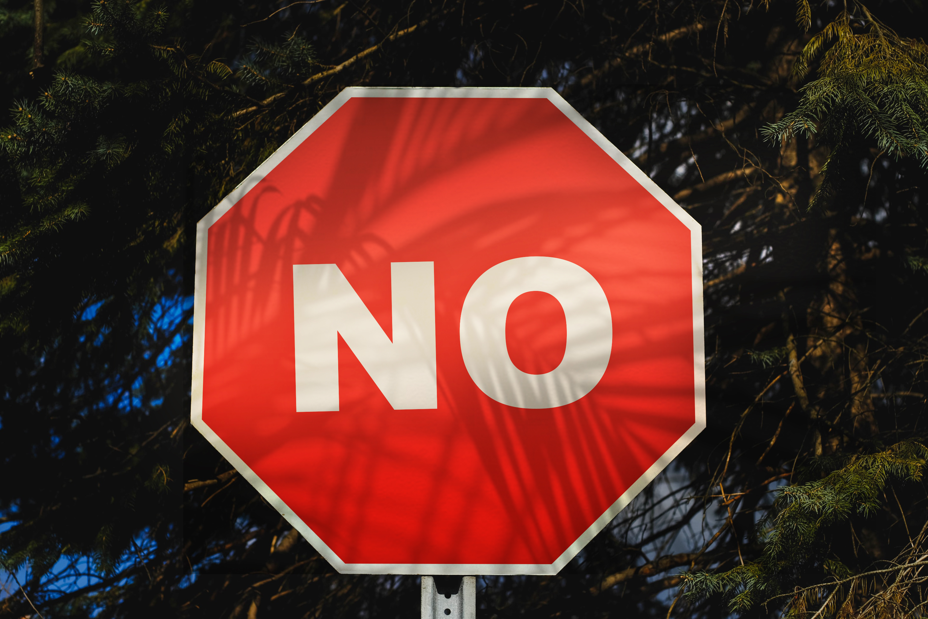 4 Times You Should Say No