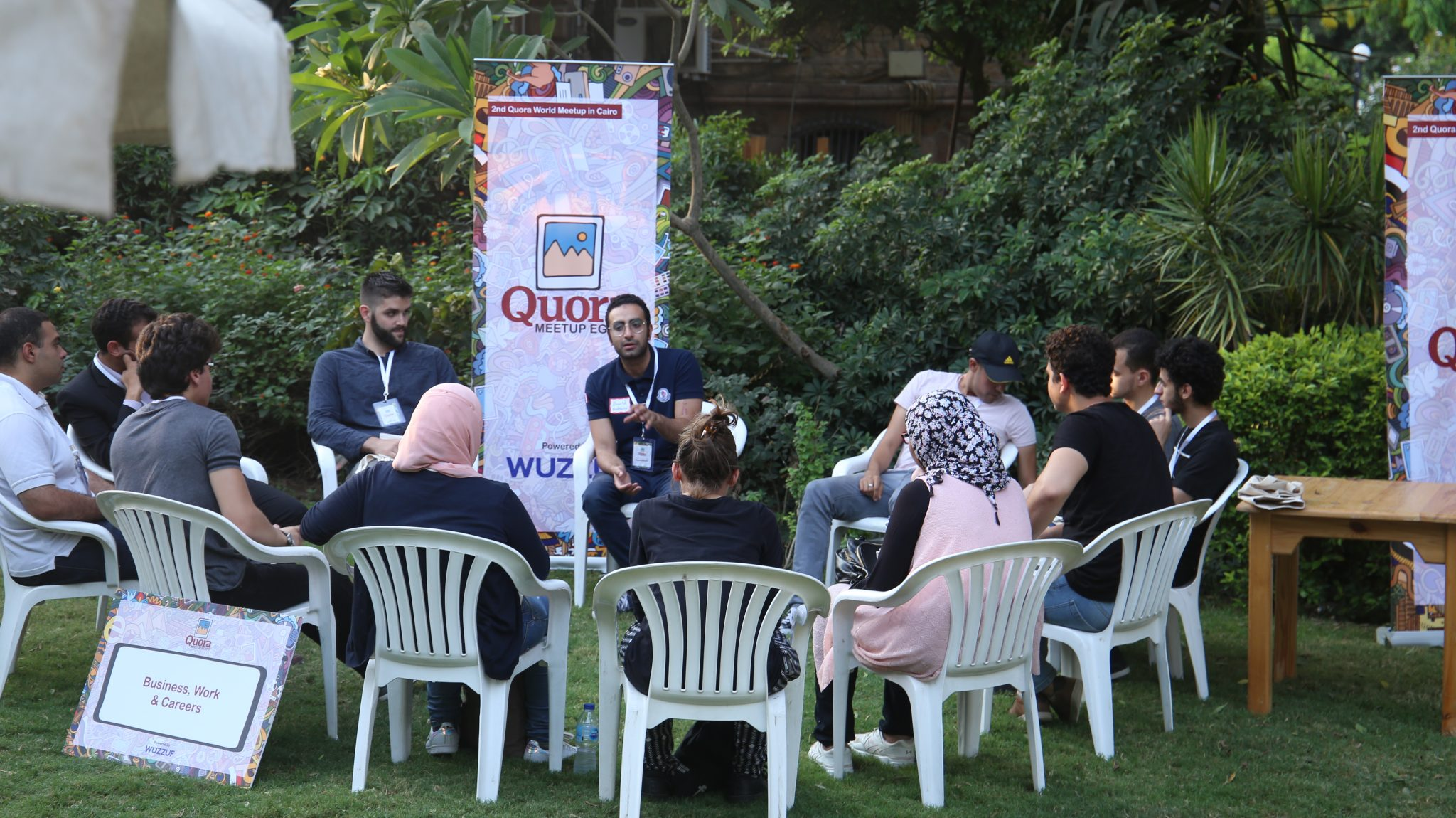 Here's what you Missed at Quora Meetup